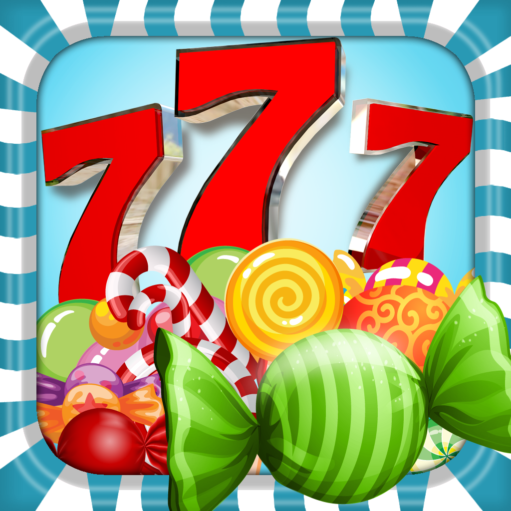 A Candy Craze Slots Casino Mania 3-Wheel Pro