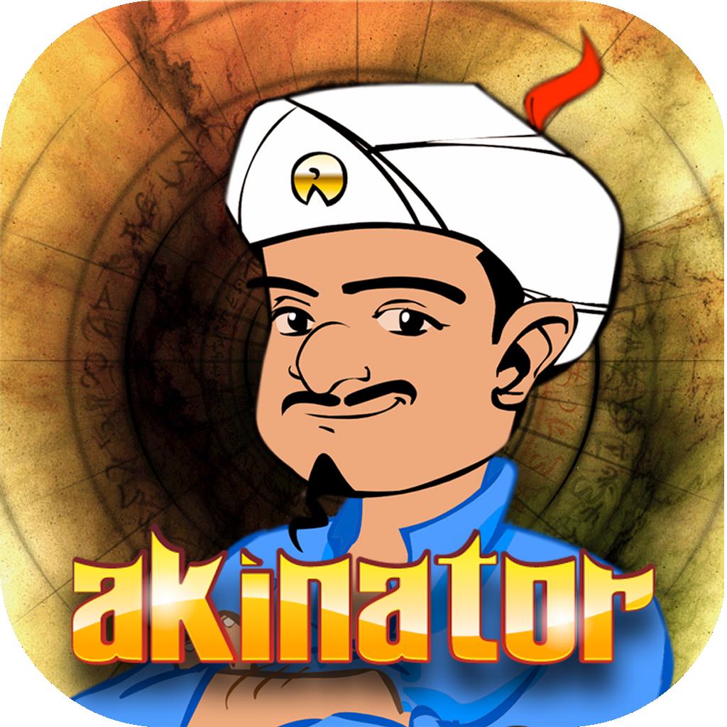 Akinator the Genie: Secrets of Telepathy